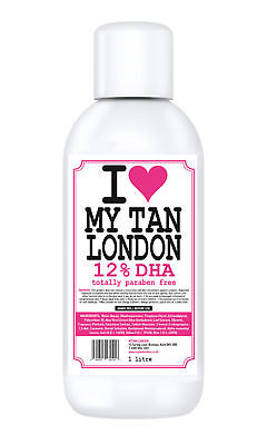 MyTan (London) Coconut Spray Tan Solution For HVLP & Airbrush Tanning • 28.99£