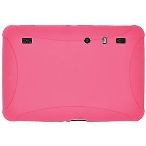AU15.19 • Buy AMZER Silicone Skin Jelly Case Cover For Fit Motorola XOOM - Baby Pink