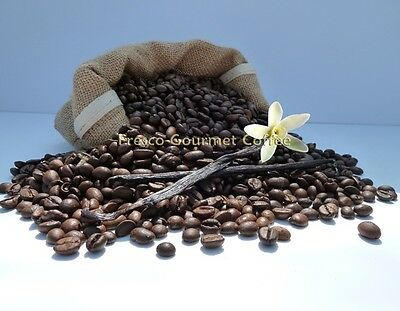 £3.95 • Buy French Vanilla Flavour Decaffeinated Coffee Beans 100% Arabica BeanGround Coffee