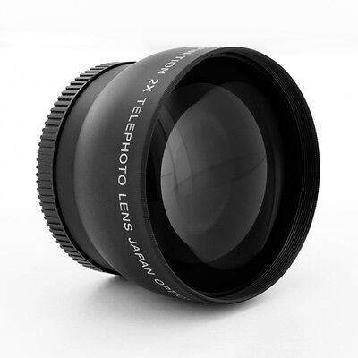 $ CDN22.40 • Buy 2X Professional Telephoto Lens FOR Sony Alpha A6000 ILCE-6000L ILCE-6000 Camera