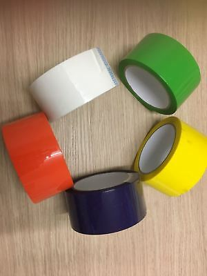 £80.95 • Buy Parcel Packing Tape Assorted Color Packing Packaging Select Color & Qty