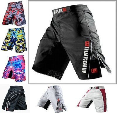 £13 • Buy MMA Fight Shorts Grappling Short Kick Boxing Cage Fighting Shorts - Top Quality