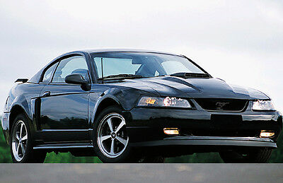 $64.99 • Buy Fits 99-04 Mustang MACH 1 Chin Spoiler - All Mustangs FREE SHIPPING