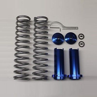 $239.99 • Buy 2003-2004 Ford Mustang Cobra Billet Front Coil Over Kit With Upr Springs