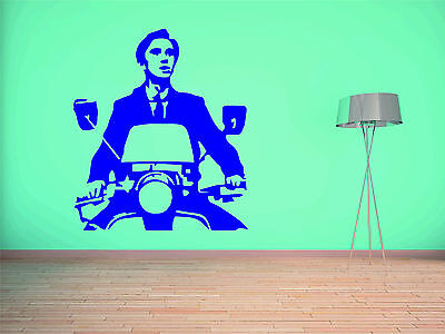 £14.99 • Buy Quadrophenia Vespa Wall Sticker Vinyl Graphic Decal Large Mod Scooter