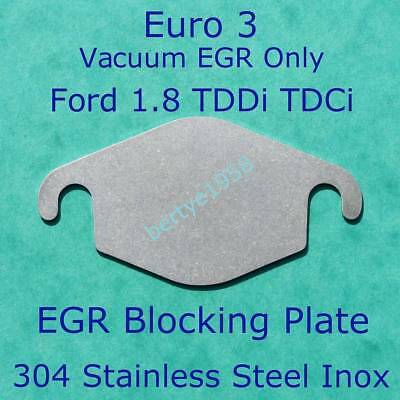 £3.89 • Buy EGR Valve Blanking Plate Ford Euro 3 Transit Connect Focus Mondeo 1.8 TDDI TDCi