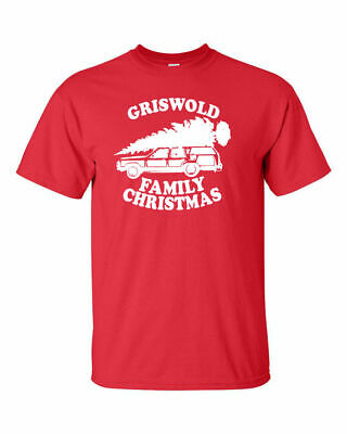 $9.95 • Buy Griswold Family Christmas Vacation National Lampoon Movie CAR Men Tee Shirt 588