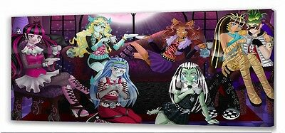 £15.99 • Buy Monster High  Long  Canvas Picture III