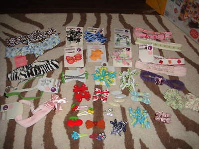 $ CDN6.07 • Buy Gymboree Hair Accessories Clips Headbands Etc Pick What You Want