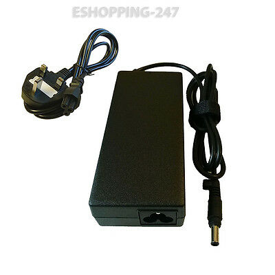 For Samsung R530 R580 SPA-V20 AD-9019 Adapter Charger Laptop POWER CORD E098 • 102.86£