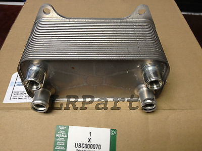 $237 • Buy Land Rover Freelander 02-05 Automatic Transmission Oil Cooler Ubc000070 New