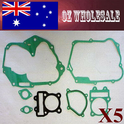 AU59.99 • Buy 5x Head Base Gasket Kit YX 160cc Engine PIT PRO Trail Dirt Bike Quad ATV Dune