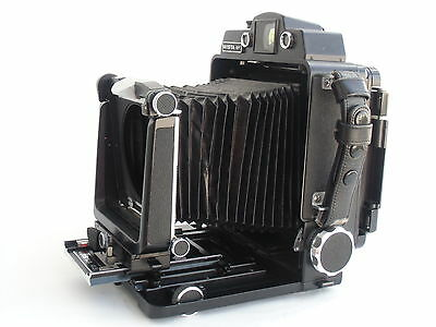 WISTA RF (Range Finder) 4x5 Inch Metal Camera (B/N. 20436R) • 571.74£