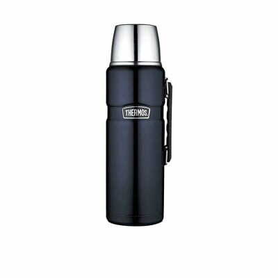 AU44.95 • Buy NEW Thermos Stainless King Insulated Flask 1.2L Midnight Blue (RRP $65)