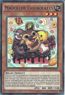 YU-GI-OH: MADOLCHE CHICKOLATES - MP14-EN125 - 1st EDITION • 0.99£