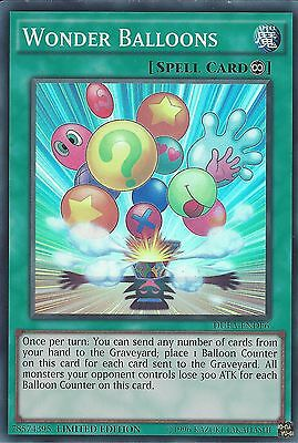 Yugioh: Super Rare - Wonder Balloons - Duea-ende6 Lim Ed New Challengers Preview • 0.99£