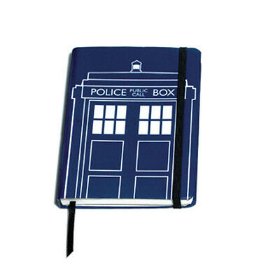 Doctor Who Tardis A6 Notebook Brand New Great Gift School Office • 8.99£