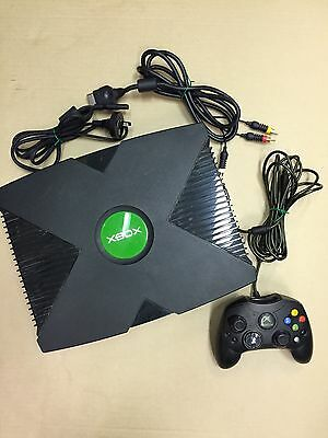 AU168.90 • Buy Original Xbox Console With One Controller