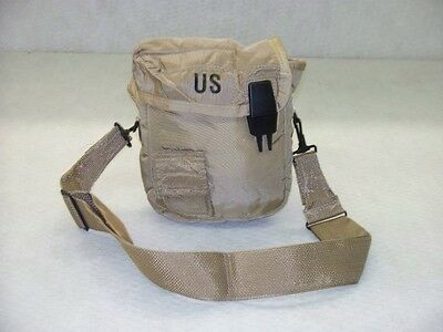 $ CDN14.43 • Buy US GI 2 Qt Canteen Carrier With Shoulder Strap, New Unissued Surplus Item