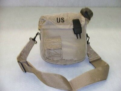 $ CDN21.03 • Buy US GI 2 Qt Canteen With Carrier/Cover And Shoulder Strap, Unissued Surplus