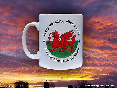 £5.95 • Buy I Thank The Lord I'm Welsh