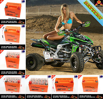 AU31.28 • Buy 12V 4Ah 5Ah 6.5Ah 7Ah 9Ah GEL Motorcycle Battery 50-300cc ATV Quad MX Dirt Bike