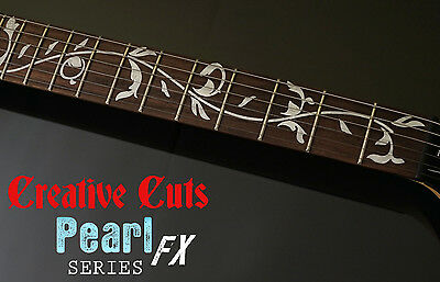 Tree Of Life Ibanez Jem ALL MOP DOTBUSTER Fret Marker Inlay Decal For ANY GUITAR • 17£