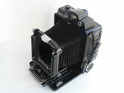 WISTA RF (Range Finder) 4x5 Inch Metal Camera (B/N. 20137R) • 465.12£