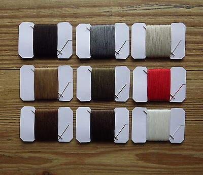 £3.29 • Buy VERY STRONG LEATHER SEWING THREAD 0.5mm THICK