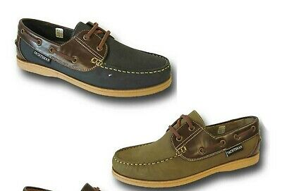 SEAFARER YACHTSMAN DECK SHOES        FREE SHIPPING    Brand New Leather Shoes • 32.95£