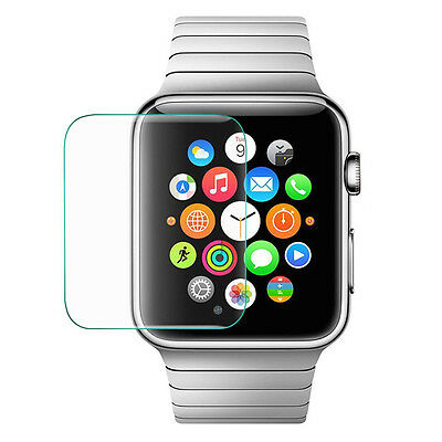 AU1.89 • Buy Ultra Clear Screen Protector Front Cover Film For Apple Watch 38mm & 42mm IWatch
