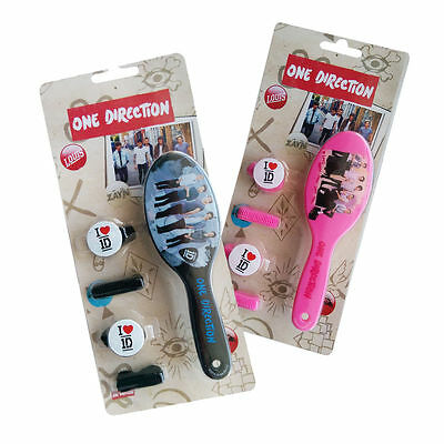 One Direction 1d Official Hair Brush & Accessories X1 Set Supplied Choice Color • 4.99£