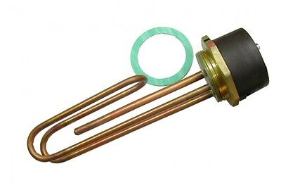 11  Immersion Heater Element For Copper Hot Water Cylinder | 3kW  • 22.21£