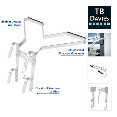 £42.47 • Buy TB Davies Universal Ladder Stand-Off V-shaped Downpipe Accessory Kit, Easy 2 Fit