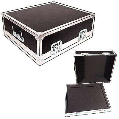 $197.99 • Buy Light Duty ATA Case Recessed/Carpet Lined For MACKIE ProFX16v2 Mixer