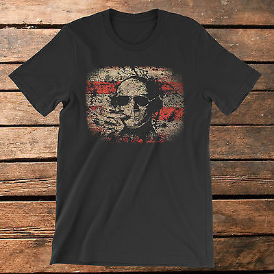 $19.99 • Buy Hunter S Thompson  American Gonzo  T Shirt Fear And Loathing In Las Vegas