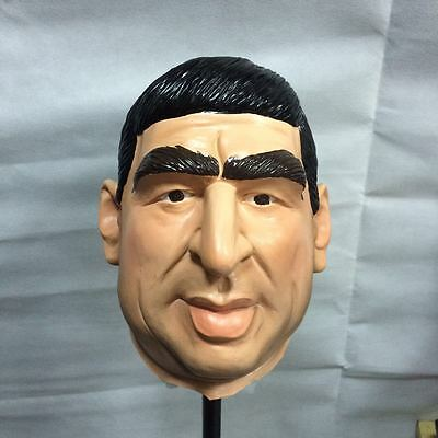 Eric Cantona Mask Latex Looking For Eric French Footballer Manchester France  • 16.97£