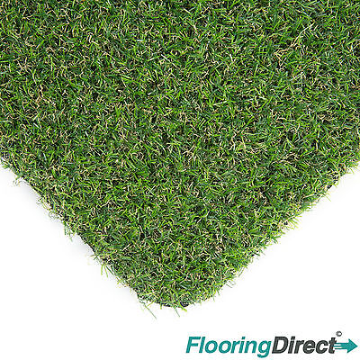 £0.99 • Buy Artificial Grass - 16mm Cheap Lawn -  Realistic Green - Astro Turf 2m & 4m Wide!