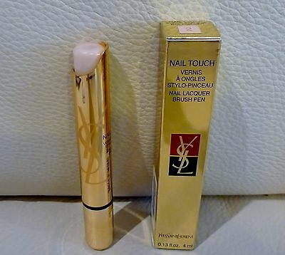 AU23.95 • Buy YSL NAIL TOUCH Nail Lacquer Brush Pen, #2 Beige Touch, Brand New In Box!!