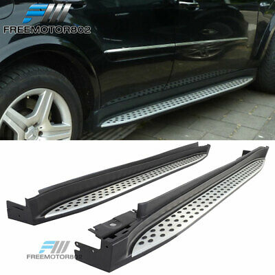 For 06-11 Mercedes-Benz W164 ML320 350 500 OE Nerf Side Step Bar Running Boards • 180.43$