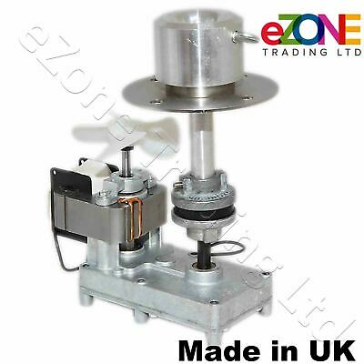 Complete Motor With Plummer Block Skewer Centre For Archway Doner Kebab Machine • 99.99£