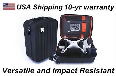 AU64.31 • Buy EVA Hardshell Backpack Case For DJI Phantom 4 / Pro PhantomPak 5-Star Reviews