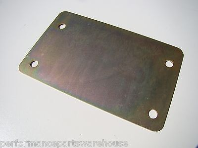 AU38.07 • Buy BLOCK OFF PLATE ONLY For 93-06 TREMEC T56 6-SPEED MID-SHIFTER CONVERSION