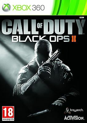 £29.99 • Buy NEW Call Of Duty: Black Ops 2, II,  Xbox 360 - 1st Class Delivery