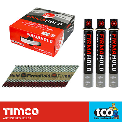 Firmahold Firmagalv Plus Framing Nails Fit Paslode IM350 Nailer  • 42.62£