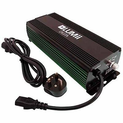 LUMii DIGITA 1000w Digital Dimmable Ballast 600w 1000w • 190£