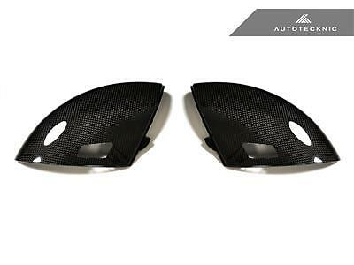$229.94 • Buy New Carbon Fiber Replacement Mirror Covers For 05-10 Bmw M5 E60