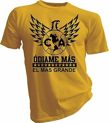 Club America Mexico Aguilas Camiseta Jersey T Shirt Odiame Soccer Football New S • 21$