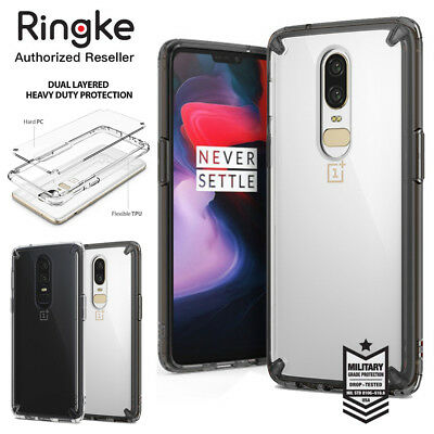 AU14.99 • Buy OnePlus 6 5 5T Case Genuine RINGKE FUSION Shock Proof Cover