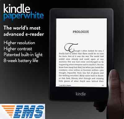 AU300 • Buy 2014 Latest Version 4GB Amazon Kindle Paperwhite  Wifi Black
